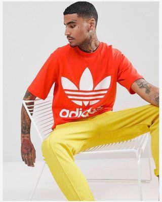 Adidas original oversized t-shirt