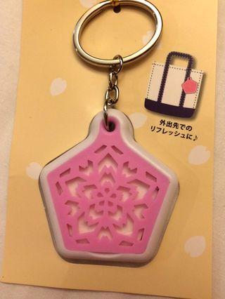 🌸 櫻花香味鎖匙扣 Cherry Blossoms Aroma Keychain