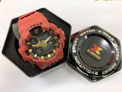 X-Gear X937(Red)