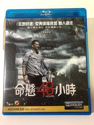 命懸48小時 Paul Walker遺作 Blu-ray Disc 電影