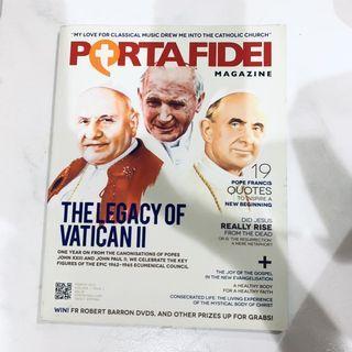 PortaFidei Magazine