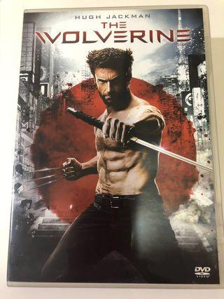 The Wolverine 狼人 電影 DVD