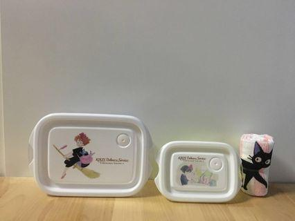 🚚 Ghibli Studios Kiki's Delivery Service Container Set #MRTCCK