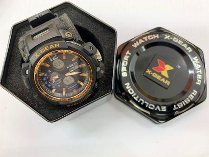 X-Gear X966(Black+Rose Gold)