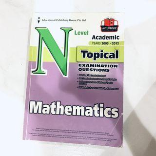 N Level Mathematics