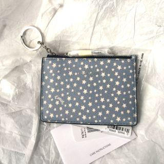 Coach Card Holder coins Wallet