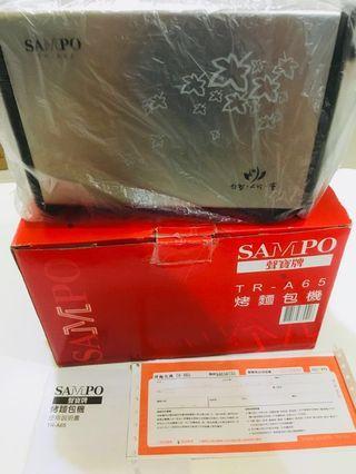 聲寶 SAMPO烤麵包機 TR-A65 (新品 但有瑕疵)