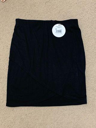 ATMOS & HERE Skye Jersey mini skirt BNWT