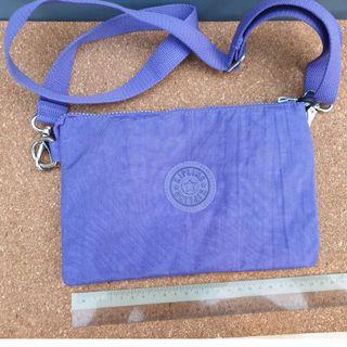 Kipling lavender sling bag