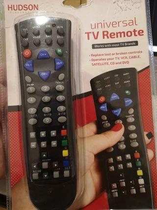 HUDSON Universal TV Remote Control