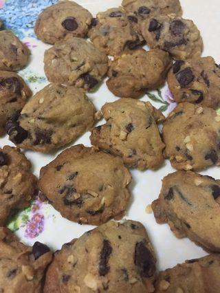 Chocolate Chip Cookies Famous Amos