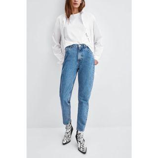 🚚 (BN) 💯 Authentic Zara Mom Fit Jeans