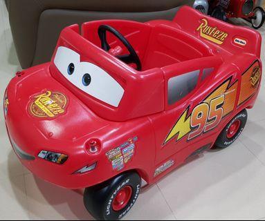 Little tikes McQueen car