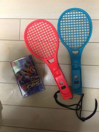 Switch game - Mario tennis aces