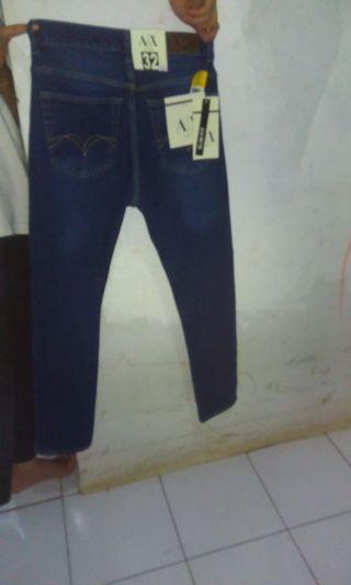 #mauthr Jeans A|X Slim Fit