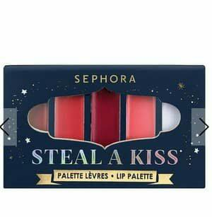 Sephora Collection Steal A Kiss Lipstick Palette