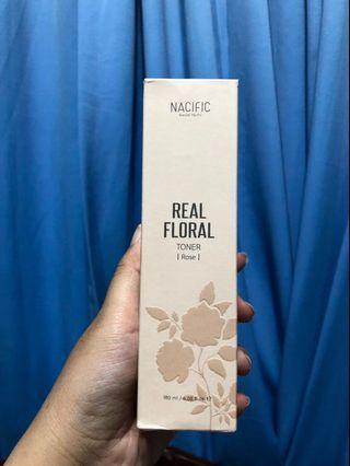 Nacific Real Floral Toner Rose