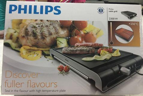 🚚 Philips Table grill HD 4419