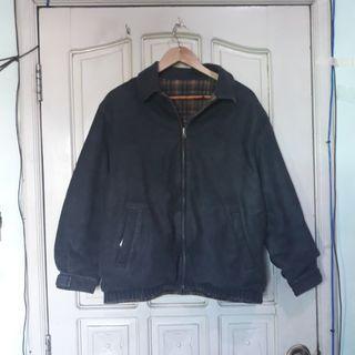 Balenciaga Reversible Coach Jacket