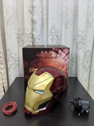 Iron Man Bluetooth Wireless Speaker (MARK XLVI)