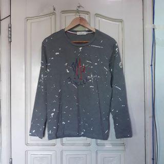 Moncler Paint Splash Pullover