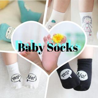 Baby Socks for 0 to 1yo