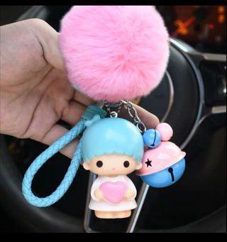 🚚 Keychain