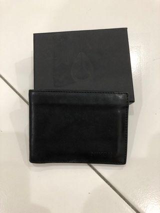 100% Genuine Nixon Legacy Bifold Wallet