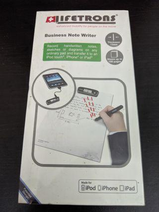Lifetrons Business Note Writer (NEW)
