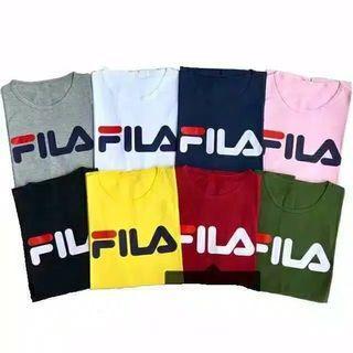 Tshirt Fila 6pcs100ribu