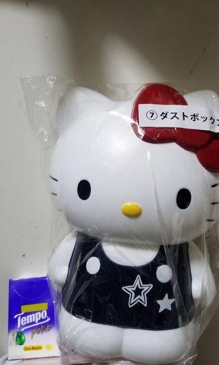 Hello Kitty 膠桶 一番賞