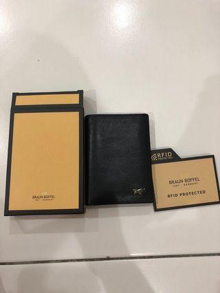 100% Genuine Braun Buffel Bifold Wallet