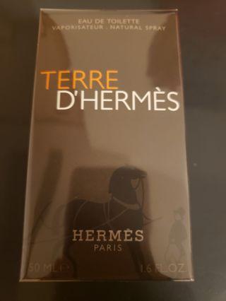 Hermes 香水 Terre D'Hermes eau de toilette (50ml)