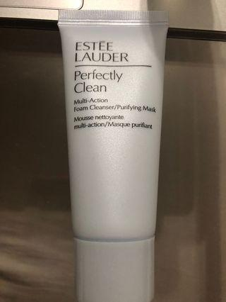 🚚 Estée Lauder perfectly clean foam cleanser