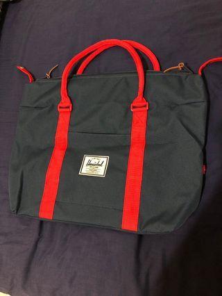 🚚 Herschel strand bag (bnwt)