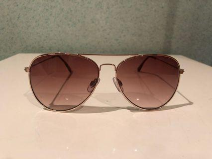Brown Avatar Sunglasses