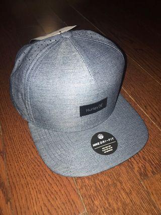 New! Original Hurley dri fit hat