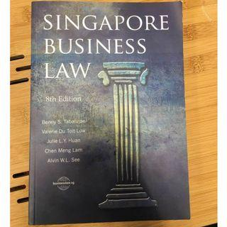 Singapore Business Law, 8th edition