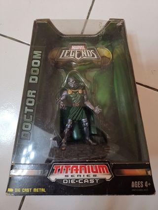 Marvel Legends Titanium Series Die-cast Doctor Doon