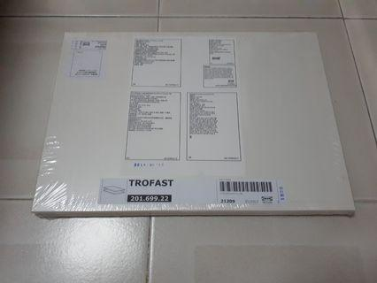 🚚 IKEA white shelf Brand New