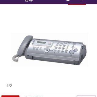 🚚 Panasonic傳真機
