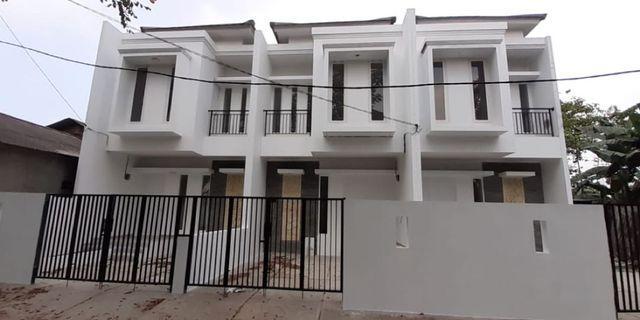 Rumah minimalis kemiri pondok cabe
