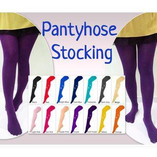 < PREMIO > Stocking  Pantyhose Stocking Footcover Thigh Highs Pantyhose Tights Stockings Women's Accessories