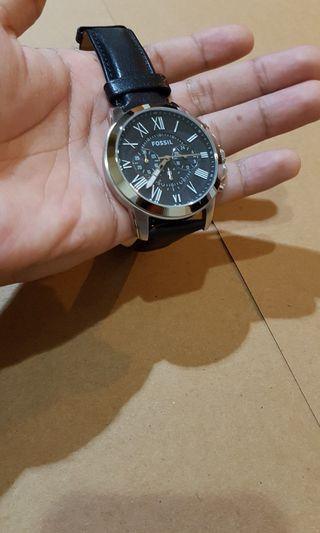 Fossil Watch Grant Chronograph