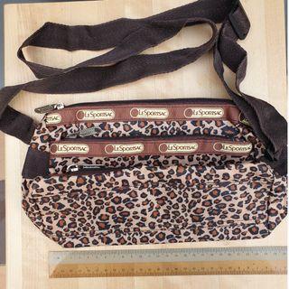 LeSportSac-leopard-sling bag