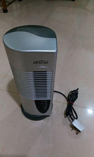 Mistral Rotating Mini Tower Fan MFD 1723