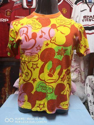 Mickey Mouse all over print