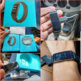 Smart watch honor band A2 hitam