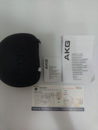 🚚 AKG K430耳罩式耳機