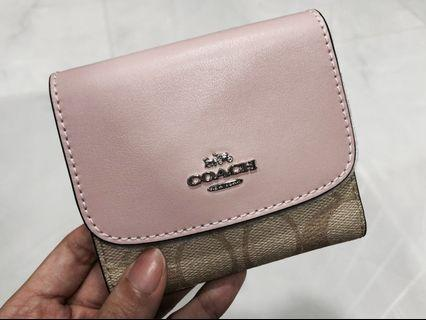 Coach Women Short Wallet